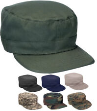 Camouflage Military Adjustable Patrol Fatigue Caps