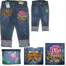 New Girls Baby Phat Capri Jeans Style BF87524