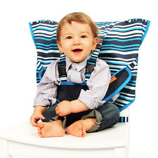 My Little Seat Lightweight Sling Style Travel High Chair  with Storage Bag