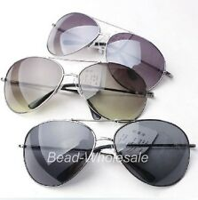 Vintage Fashion Big Frog Mirror Glasses New Unisex Summer Sunglasses 3 Colors