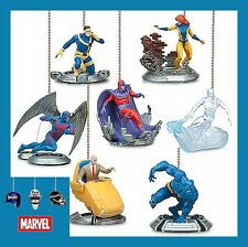 MARVEL COMICS X-MEN CLASSIC FIGURES CEILING FAN PULLS- PROFESSOR X, MAGNETO, ETC