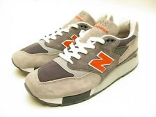 NEW BALANCE MADE IN THE USA M998GGO GREY ORANGE
