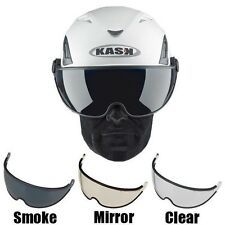 Kask Super Plasma Arborist Tree Climbing Helmet With Visor Eye Protector Shield
