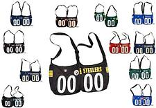 NFL JERSEY TOTE BAGS ASSORTED NFL TEAMS CHOOSE YOURS ON SALE