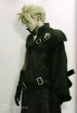 Final Fantasy 7 Advent Children Cloud Large Anime Poster #1