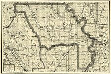 Old County Maps - YOLO COUNTY CALIFORNIA (CA/SACRAMENTO) MAP 1914