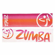 Zumba ~ ADD SOME FLAIR FITNESS TOWELS ~ New ~ Workout Gear ~ A Must Have!