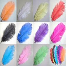wholesale,20-100pcs 6-8 inch Quality Natural OSTRICH FEATHERS, Color Selection