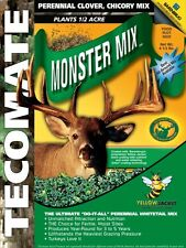 Tecomate Monster Mix, Wild game seed, Deer Plot seed, New Seed