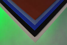 SILICONE RUBBER SHEET 0.5MM THICK A4 SIZE ANTHRACITE,WHITE,BLUE,RED OXIDE, TRANS