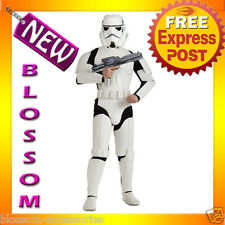Star Wars Storm Trooper DELUXE Stormtrooper Mens Halloween Adult Costume
