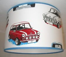 Lampshade Handmade in UK - Classic Mini Wallpaper