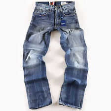 New G-Star 3301 straight Herren Jeans Hose W L 28 29 30 31 32 34 36 solar denim