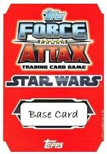 Star Wars Force Attax Clone Wars Series 3 *Choose your Base Common Card* 031-060