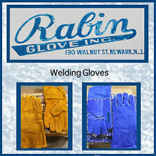 Pairs of Welding Gloves