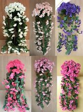 Hydrangea artificial Hanging flower Wedding Party Home Garden Decoration