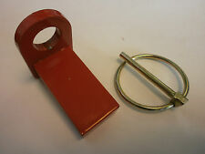 Quick Hitch Safety Pin Lynch Clip Takeuchi Volvo