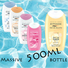 Luxurious Scented Body Wash, Cream & Shower Gels. Extra-Large 500ml Bottles.