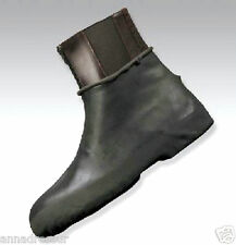 Waterproof Rubber Overshoes - Protect Your Best Boots From Wet & Mud - All sizes