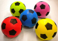 Foam Football - Size 2  - Multiple Colours Available
