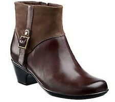 Clarks Bendables Ingalls Dover Leather Ankle Boots PICK SIZE & COLOR