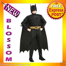 CK4 Licensed Batman Dark Knight Rises Deluxe Muscle Chest Boys Child Costume