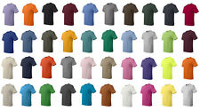Hanes TAGLESS T-Shirt, Choose from Mens sizes Small - 3XL & 40 Colors (5250)