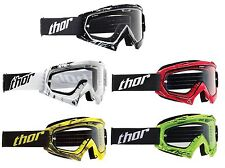 2015 Thor Enemy Printed Adult Motocross ATV Offroad MX Goggles