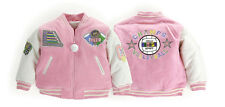 Girl's Letterman Jacket From Up and Away