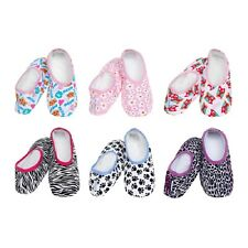 Snoozies! Skinnies Range Slim & Cozy Slippers ~ Sizes: Small, Medium and Large