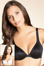Brand New M&S Smooth Non Padded Underwire T-Shirt Bra 32 34 36 A B C