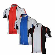 New Men's Cycling Jersey Comfortable Bike/Bicycle Outdoor Shirt S-3XL 3 COLOR