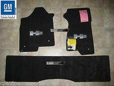 2003 2004 2005 2006 2007 2008 2009 Hummer H2 4pc Floor & Cargo Mat Set (VeTex)