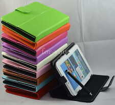 """Colorful Magic PU Leather Case+Stylus For 7"""" D2 Pad D2-751G/iView 788TPC Tablet"""