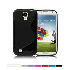 New S-Line Gel TPU Soft Case Cover Skin Protector Fr Samsung Galaxy S4 SIV i9500