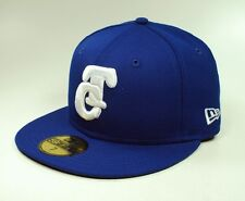 NEW ERA MEXICAN LEAGUE TOMATEROS DE CULIACAN SINALOA BASEBALL CAP ROYAL WHITE