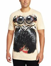Jumping Spider Head Authentic The Mountain Adult T-Shirt