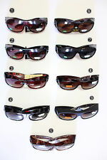 Fashion Sunglass Cover Over Sunglass Frame Size L Put/Wear Over Cover,9 Style