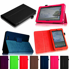 "Slim Folio Case Stand Cover for ASUS MeMO Pad HD ME173X 7"" 7-inch Android Tablet"