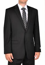 Calvin Klein Malik Slim Fit Suit Black 20X0002-Newest Collection