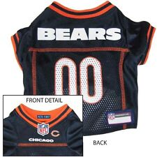 Officially Licensed Chicago Bears NFL Pet Jersey