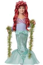 Brand New Little Ariel Toddler Mermaid Girl Dress Up Costume