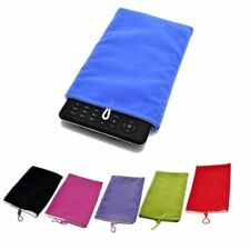 "Soft Velvet Pouch sleeve bag for 7"" 8"" 9.7"" 10"" MID Tablet PAD MP4/5 GPS Phones"