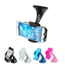 Car Windshield Mount Holder Stand for Samsung Galaxy Note 2 N7100 3 N9000 S3 S4