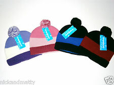 BOYS-GIRLS BOBBLE HAT from 3 YEARS