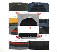 Levi's Men's Thermal and Beanie/Knit Cap Combo 5 Colors