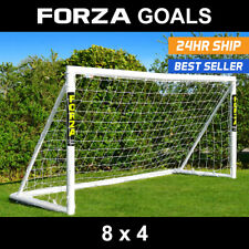8' x 4' FORZA Football Goal - The Ultimate Football Goal Post **Free Delivery**