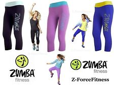 Zumba Fitness ~ GALAXY LEGGINGS ~ 3 Colors ~ Most Sizes ~ NEW NWT