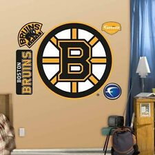 NHL LOGO FATHEAD - EASTERN CONFERENCE TEAMS - SIZES VARY All Teams here