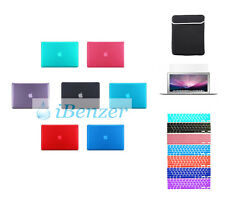 "NL4IN1 Matte hard case+keyboard cover+screenfilm+Bag for Macbook Air 13""& Pro13"""